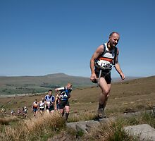 Yorkshire 3 Peaks Race by SteveFinch