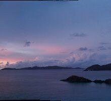 ST JOHN SUNSET by XStina