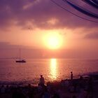Cafe del mar sunset by hannahk81