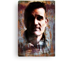 A Measure Of Insanity - The Working Man Canvas Print