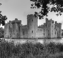 Bodiam Castle by TheWalkerTouch