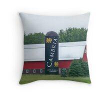 Cambria Silo Barn Throw Pillow