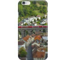 Trainscape iPhone Case/Skin