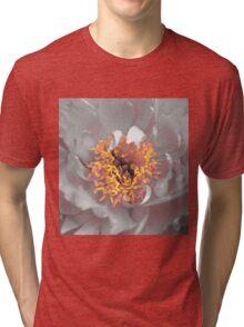 Unique Peony Tri-blend T-Shirt