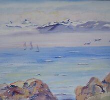 Ghost Ships by ddonovan