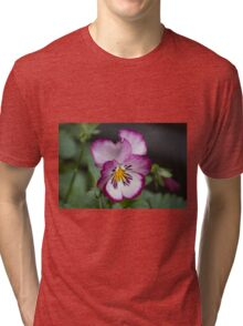 violet in autumn Tri-blend T-Shirt