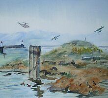 Harbour Air Traffic by ddonovan