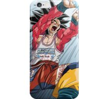 HMN ALNS DBGT iPhone Case/Skin