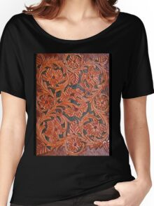 Leather Works iPhone / Samsung Galaxy Case Women's Relaxed Fit T-Shirt