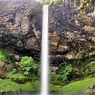 Bridal Vale Falls by KateMatheson