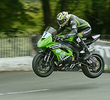 James Hillier Isle of Man TT 2011 by Stephen Kane