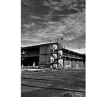 Bloc Photographic Print