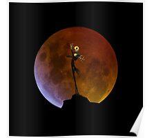 NIGHTMARE JACK  RED MOON Poster