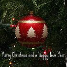 Merry Christmas by DebbieCHayes