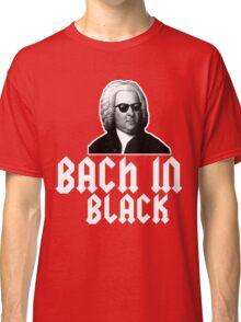 Bach in Black Classic T-Shirt