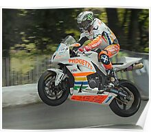 Isle of Man TT 2011 Poster