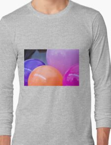 colorful balloons Long Sleeve T-Shirt