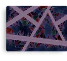 Pattern Cage Canvas Print