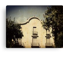 Old Barcelona ~ Art Deco 5 Canvas Print