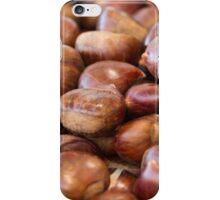 chestnuts iPhone Case/Skin