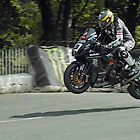 guy martin Isle of Man TT 2011 by Stephen Kane