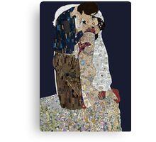 I Love You I Know Canvas Print
