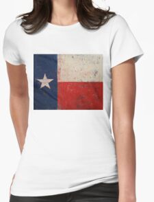 Lone Star Womens Fitted T-Shirt