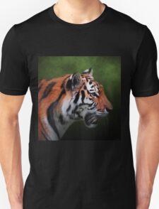 A Leader - Siberian Tiger Art Unisex T-Shirt