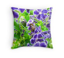 ~ Busy Bee ~ Throw Pillow