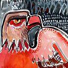 Eagle 2 by Sylke Gande