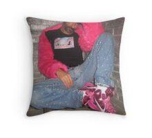 Fashionable and fabulous Throw Pillow