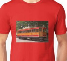 SMR Tram at Laxey Unisex T-Shirt