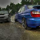Subaru Storm by Michael Gatch
