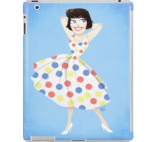 Toon Girl iPad Case/Skin