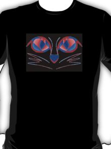 Cat Palette (Black) T-Shirt