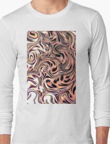 leopard fur Long Sleeve T-Shirt