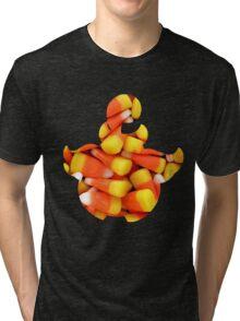 pumpkaboo used trick-or-treat Tri-blend T-Shirt