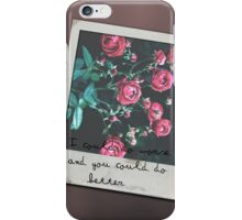 Marianas Trench Beside You iPhone Case/Skin