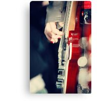 Just another gig! Canvas Print