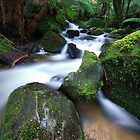 Flow and Stone by Sean Farrow