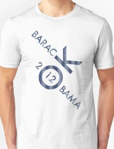 OK Obama 2012 T-Shirt