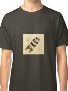 rocket bird  Classic T-Shirt