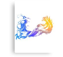 Final Fantasy X Canvas Print