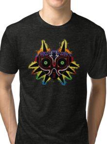 Majora's Splat~ Tri-blend T-Shirt