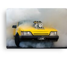 LSONE Burnout UBC7 Canvas Print