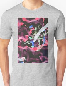 colorful kites flying in the sky Unisex T-Shirt