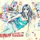 Yellow dreams 3 by AniaU