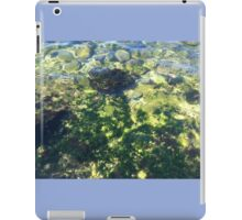 Shallow sea in Harbour of Sevastopol, Crimea, Russia iPad Case/Skin