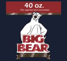 Big Bear Malt 40 by SholoRobo