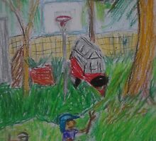 Backyard Explorer by Alison Pearce